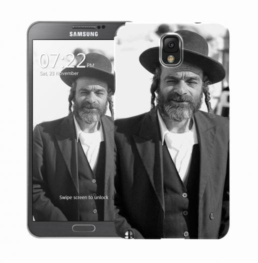 Чехол «Еврей» для Samsung Galaxy Note 3 N9000/N9002