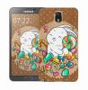 Чехол «Зайка» для Samsung Galaxy Note 3 N9000/N9002