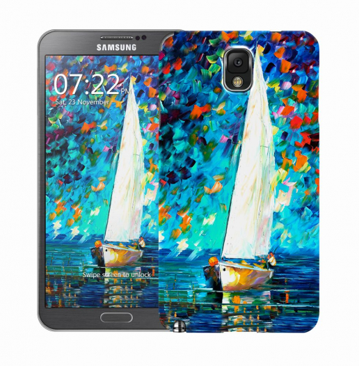 Чехол «Парус» для Samsung Galaxy Note 3 N9000/N9002