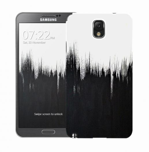 Чехол «Белое и Черное» для Samsung Galaxy Note 3 N9000/N9002