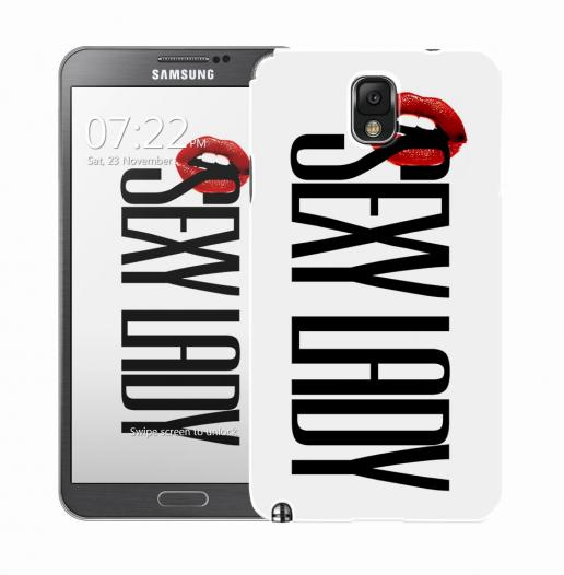 Чехол «Sexy Lady» для Samsung Galaxy Note 3 N9000/N9002
