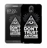 Чехол «Don't trust anyone» для Samsung Galaxy Note 3 N9000/N9002