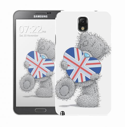 Чехол «Тедди» для Samsung Galaxy Note 3 N9000/N9002