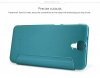 Кожаный чехол (книжка) Nillkin Sparkle Series для HTC One / E9+