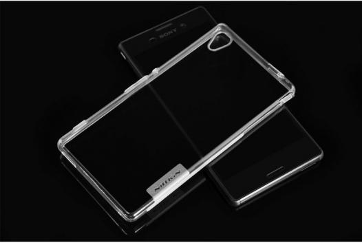 TPU чехол Nillkin Nature Series для Sony Xperia M4 Aqua