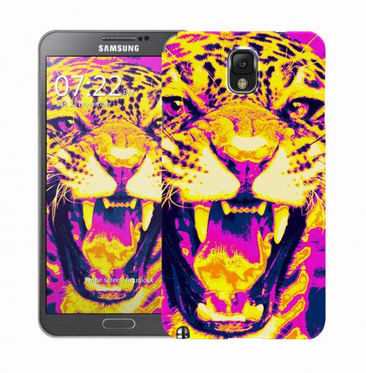 Чехол «Леопард» для Samsung Galaxy Note 3 N9000/N9002