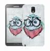 Чехол «Мудрая Сова» для Samsung Galaxy Note 3 N9000/N9002
