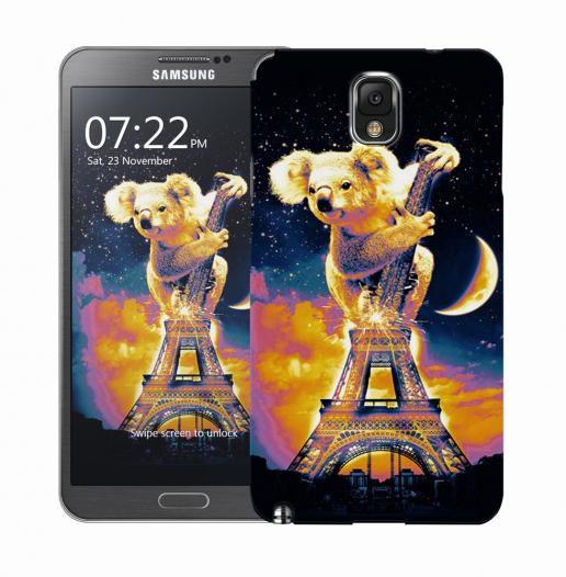 Чехол «Коала» для Samsung Galaxy Note 3 N9000/N9002