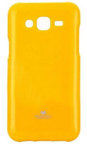 TPU чехол Mercury Jelly Color series для Samsung J500H Galaxy J5
