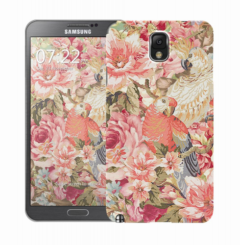 Чехол «Parrot» для Samsung Galaxy Note 3 N9000/N9002
