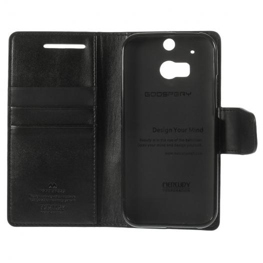 Чехол (книжка) Mercury Sonata Diary series для HTC New One 2 / M8