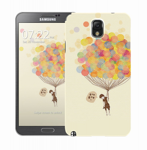 Чехол «Bye-bye» для Samsung Galaxy Note 3 N9000/N9002