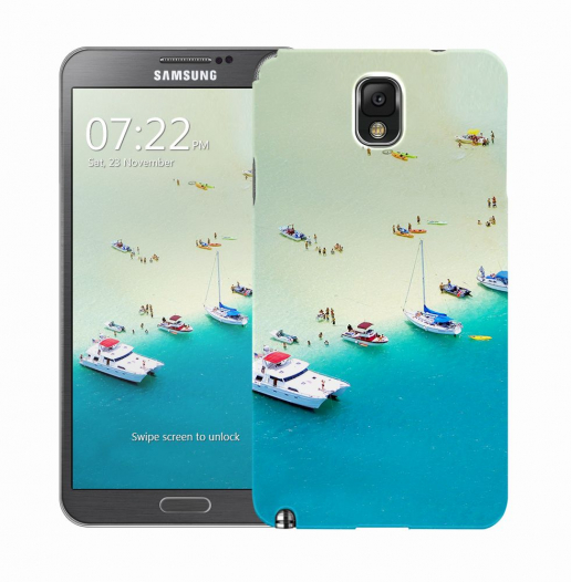 Чехол «Берег» для Samsung Galaxy Note 3 N9000/N9002