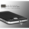 TPU+PC чехол IMAK Neo Knight series для Samsung G925F Galaxy S6 Edge