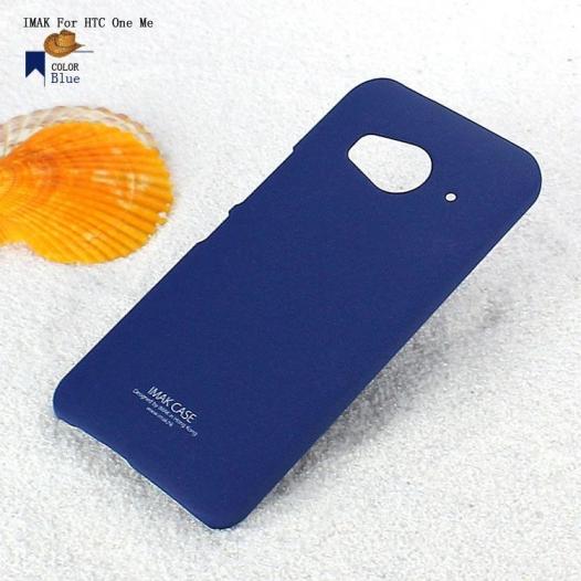 Пластиковая накладка IMAK Cowboy series для HTC One / ME