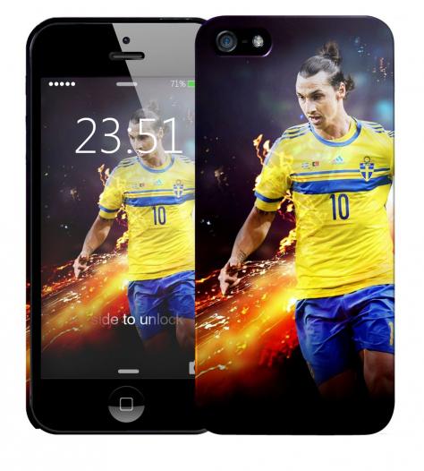 Чехол «Zlatan Ibrahimović» для Apple iPhone 5/5s