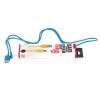 Дата кабель Remax USB to MicroUSB Super Colorful (1m)
