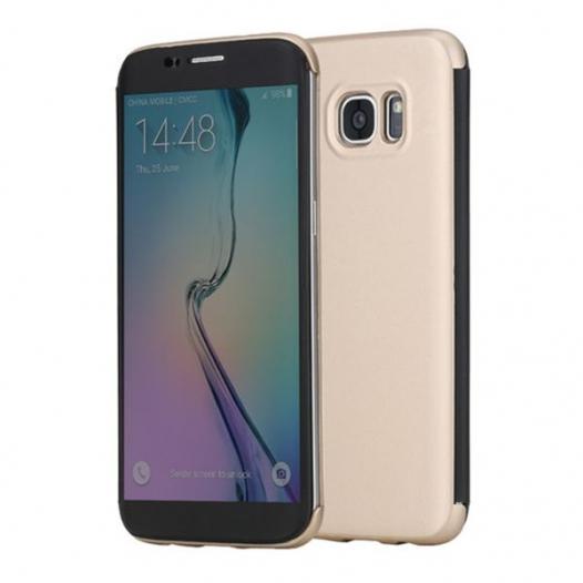 Чехол (книжка) Rock DR.V Series для Samsung G930F Galaxy S7