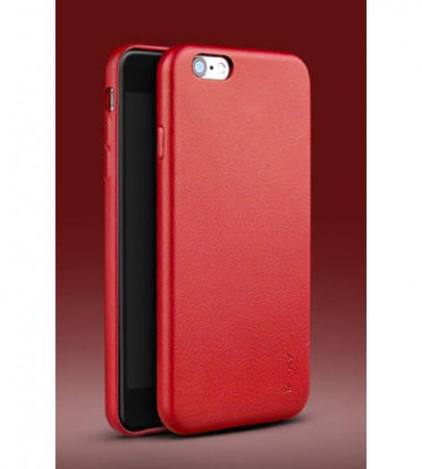 Кожаная накладка iPaky для Apple iPhone 6/6s (4.7