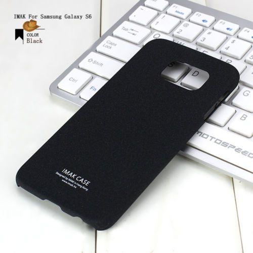 Пластиковая накладка IMAK Cowboy series для Samsung Galaxy S6 G920F/G920D Duos