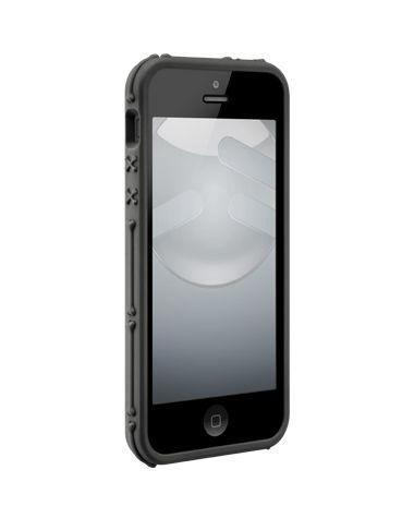 Пластиковая накладка SwitchEasy Bones Series для Apple iPhone 5/5S/SE (+ пленка на обе стороны)