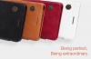 Кожаный чехол (книжка) Nillkin Qin Series для Sony Xperia X / Xperia X Dual