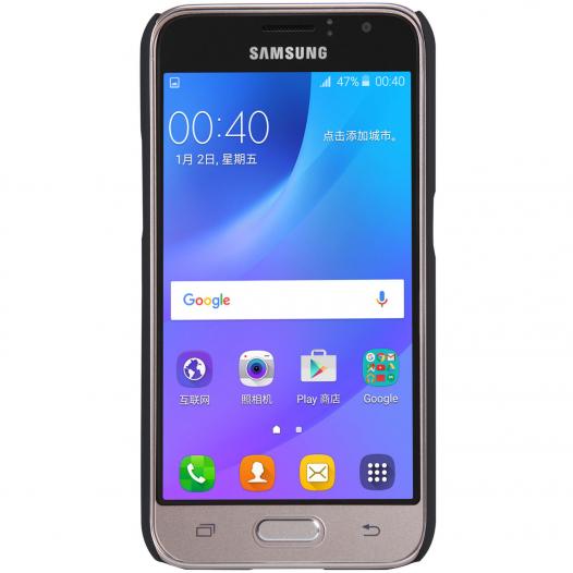 Чехол Nillkin Matte для Samsung J120F Galaxy J1 (2016) (+ пленка)