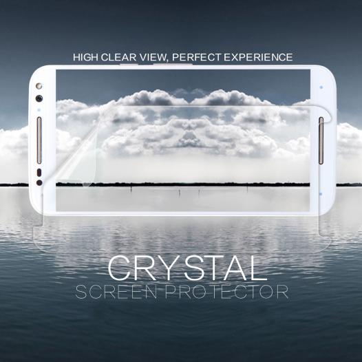 Защитная пленка Nillkin Crystal для Motorola Moto X Style (XT1572)