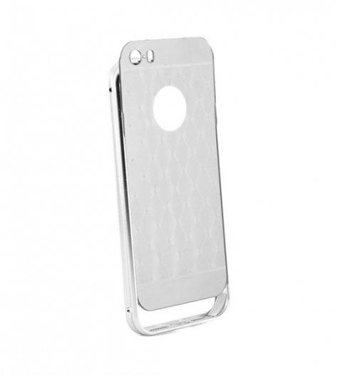 Алюминиевая накладка Rhombus Style для Apple iPhone 5/5S/SE