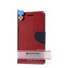 Чехол (книжка) Mercury Fancy Diary series для Motorola Moto X Play (XT1562)