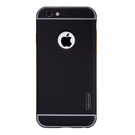 Металлическая накладка + Автодержатель Nillkin для Apple iPhone 6/6s plus (5.5