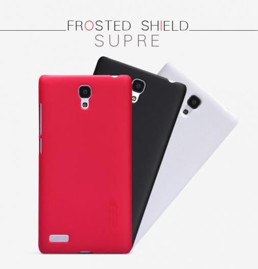 Чехол Nillkin Matte для Xiaomi Redmi Note (+ пленка)