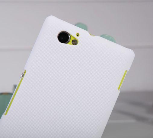 Чехол Nillkin Matte для Sony Xperia M/Xperia M Dual (+ пленка)