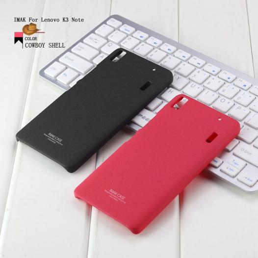 Пластиковая накладка IMAK Cowboy series для Lenovo A7000/K3 Note/K50T