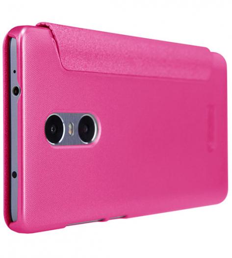 Кожаный чехол (книжка) Nillkin Sparkle Series для Xiaomi Redmi Pro