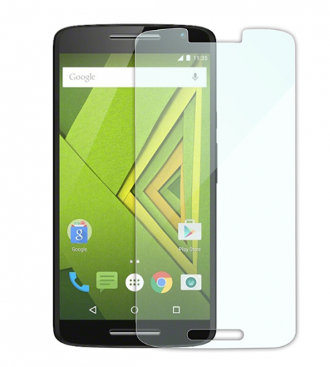 Защитное стекло Ultra Tempered Glass 0.33mm (H+) для Motorola Moto X Play (XT1562) (карт. упаковка)