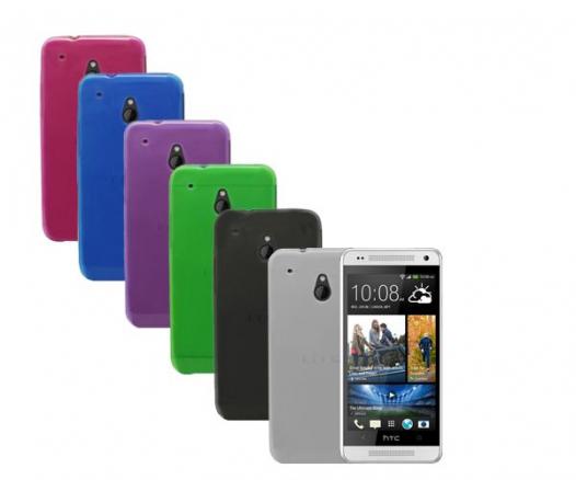 TPU для HTC One mini / M4