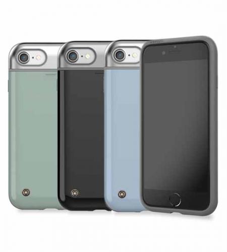 TPU+PC чехол STIL Mystic Pebble Series для Apple iPhone 7 (4.7