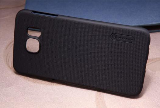 Чехол Nillkin Matte для Samsung Galaxy S6 G920F/G920D Duos (+ пленка)