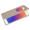 Кожаный чехол (книжка) Nillkin Sparkle Series для Meizu Pro 6
