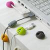 Самоклеющийся фиксатор для USB-провода (пара)