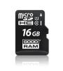 Карта памяти GoodRam microSDHC UHS-1 16 GB Class 10 + SD adapter
