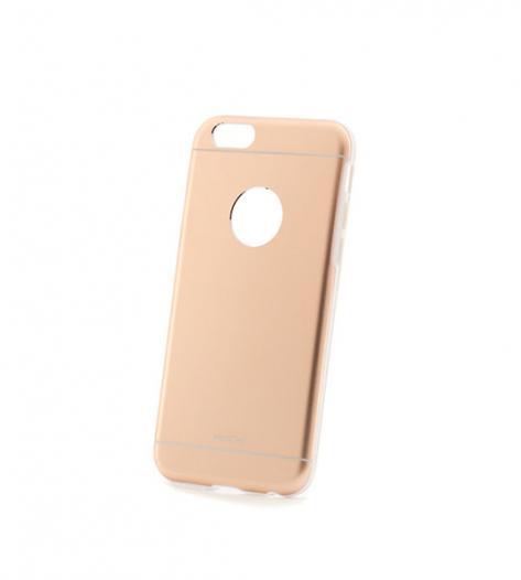 TPU+PC чехол c алюминиевой вставкой Rock Origin Series для Apple iPhone 6/6s (4.7