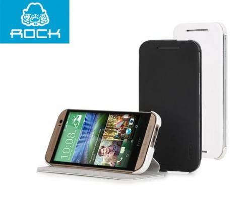 Кожаный чехол (книжка) ROCK Excel series для HTC New One 2 / M8