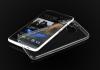 Пластиковая накладка IMAK Crystal Series для HTC One / M9+