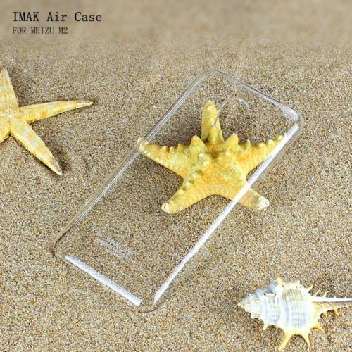 Пластиковая накладка IMAK Crystal Series для Meizu M2 / M2 mini