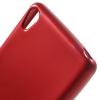 TPU чехол Mercury iJelly Metal series для Sony Xperia X / Xperia X Dual