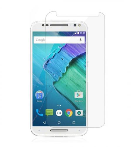 Защитное стекло Ultra Tempered Glass 0.33mm (H+) для Motorola Moto X Style (XT1572) (к. упак)