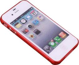 Металлический бампер Keeper Border для Apple iPhone 4/4S