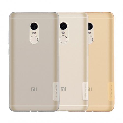 TPU чехол Nillkin Nature Series для Xiaomi Redmi Note 4